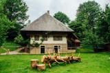 Day Labourer's cottage, 1812, Vogtsbauernhof, Open-Air Museum, Gurach, Black Forest, Germany