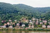 Heidelberg across Neckar, Germany