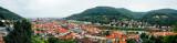 Panorama, Heidelberg, Germany