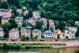 Heidelberg houses, Germany