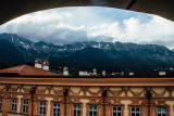 View of the Alps, Innsbruck, Austria