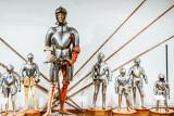 Medieval Armor, Schloss Ambras, Innsbruck, Austria