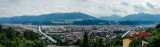 Panorama, View of Innsbruck, Hungerburg Funicular, Austria