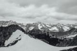 Nordkette range, alps, Innsbruck, Austria