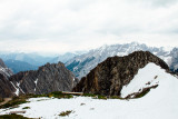 Praxmarerkarspitze, mountain peak, Innsbruck, Austria