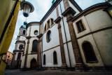 Cathedral St. Jakob, Innsbruck, Austria