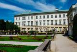 Mirabell Palace, Mirabellgarten, Salzburg, Austria