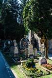St. Peter's Cemetery, Sound of Music location, Salzburg, Austria