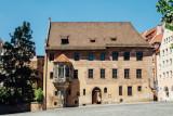 Nuremberg old town hall - Lochgefaengnisse, Nuremberg, Bavaria, Germany
