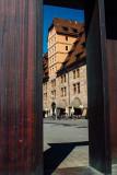 Konigstrasse, Nuremberg, Bavaria, Germany