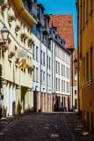 Agnesgasse, Nuremberg, Bavaria, Germany