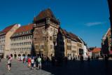 Nassauer Haus, Nuremberg, Bavaria, Germany