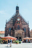 Frauenkirche, Nuremberg, Bavaria, Germany