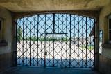 Gate, Concetration Camp, Dachau, Germany