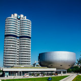 BMW Headquarters and Museum, Munich