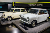 Mini Museum, BMW Welt and Museum, Munich