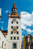 Old Town Hall, Munich, Bavaria, Germany