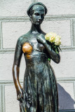 Juliet Statue, Munich, Bavaria, Germany