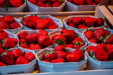 Strawberries, Munich, Bavaria, Germany