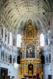 St. Michael's Church, High Altar,  Munich, Bavaria, Germany