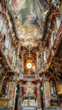Church of St. Johann Nepomuk (Asamkirche), Munich, Bavaria, Germany
