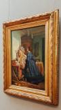 Der Besuch I um, Moritz von Schwind, 1855, Neue Pinakothek, Munich, Bavaria, Germany