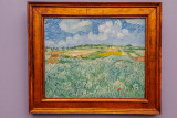 Plain near Auvers, Vincent Van Gogh, 1890, Neue Pinakothek, Munich, Bavaria, Germany