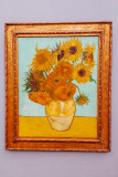 Sunflowers, Vincent Van Gogh, 1888, Neue Pinakothek, Munich, Bavaria, Germany