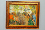 Four Breton Women, Paul Gauguin, 1886, Neue Pinakothek, Munich, Bavaria, Germany