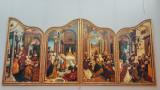 Martin Schaffner, 1478, 1546 and Der Hochaltar, 1523, Alte Pinakothek, Munich, Bavaria, Germany
