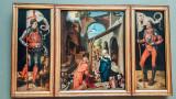 Geburt Christi, Albrecht Durer, Alte Pinakothek, Munich, Bavaria, Germany