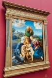 Die Heilige Familie aus dem hause Canigiani, Raffael, 1483-1520, Alte Pinakothek, Munich, Bavaria, Germany