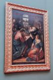 Christus bei MAria und Martha, Tintoretto, 1518 - 1594, Alte Pinakothek, Munich, Bavaria, Germany