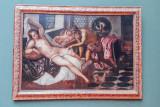 Vulkan uberrasacht Venus und  Mars, Tintoretto, Alte Pinakothek, Munich, Bavaria, Germany