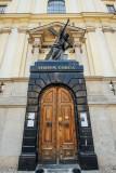 The smaller Basilica of the Holy Cross, Krakowskie Przedmieœcie, Warsaw