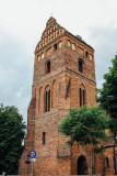Bell Tower, Church of the Visitation of the Virgin Mary, Warsaw