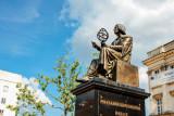 Mikolaj Kopernik Monument, Krakowskie PrzedmieÅ›cie, Warsaw