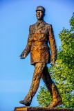Charles de Gaulle Monument (Pomnik Charlesa de Gaulle'a), Warsaw
