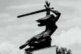 Warsaw Nike - Monument of Warsaw's Heroes