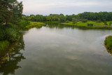 View from Japanese Garden, Chicago Botanic Garden, Glencoe, IL