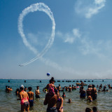 Air and Water show 2015 - Aerostars, Chicago