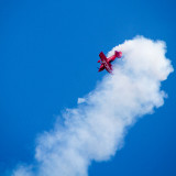 Air and Water show 2015 - Sean D. Tucker & Team Oracle, Chicago