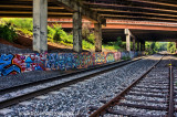 Knoxville Interstate Art 3