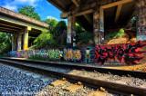 Knoxville Interstate Art 1