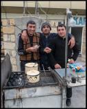Besh Barmaq café
