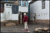 Young girl in Xinaliq village