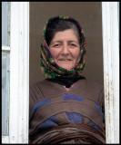 Woman i window - Xinaliq