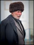 Older Caucasic man - Xinaliq