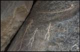 Petroglyphs at Gobustan