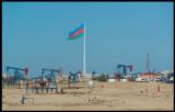 A small oilfield just outside Baku